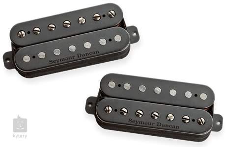 SEYMOUR DUNCAN Nazgul/Sentient 7 SET BK Set snímačů pro elektrickou kytaru