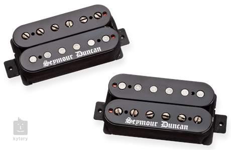 SEYMOUR DUNCAN SH-BW S BLK Set snímačů pro elektrickou kytaru