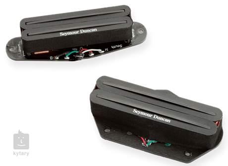 SEYMOUR DUNCAN Tele Hot Rail SET Set snímačů pro elektrickou kytaru