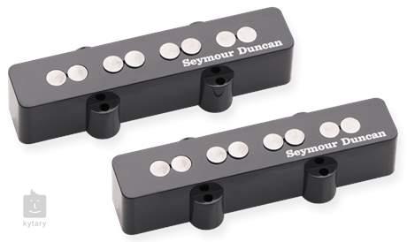 SEYMOUR DUNCAN QPOUND JAZZ SET Set snímačů pro elektrickou baskytaru