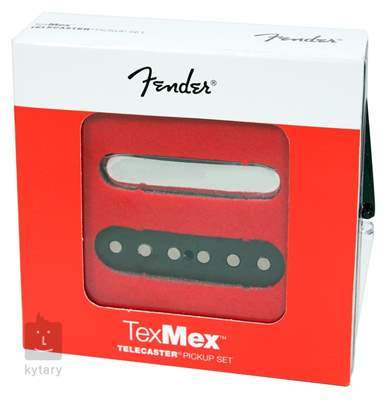 FENDER Fender Tex-Mex Tele Pickups Set Set snímačů pro elektrickou kytaru