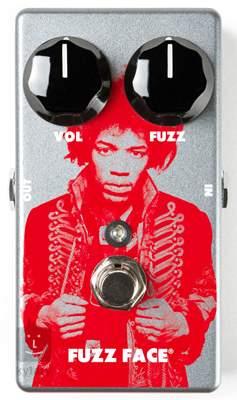 DUNLOP JHM5 Jimi Hendrix Fuzz Face Kytarový efekt