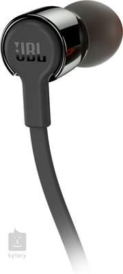 JBL T210 Black In-Ear sluchátka