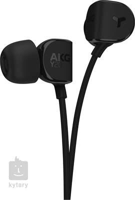 AKG Y20 Black In-Ear sluchátka