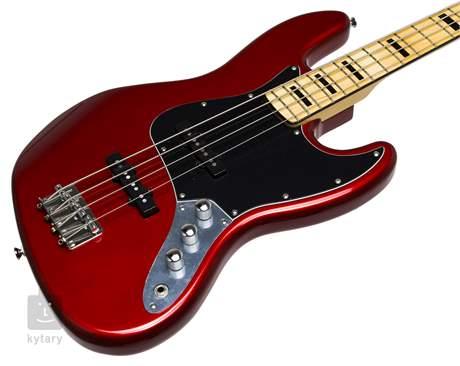 FENDER SQUIER Vintage Modified Jazz Bass 70s MN CAR Elektrická baskytara