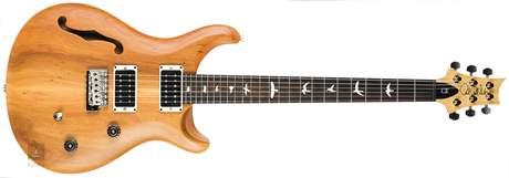 PRS CE24 Semi-Hollow Reclaimed Wood Ltd Semiakustická kytara