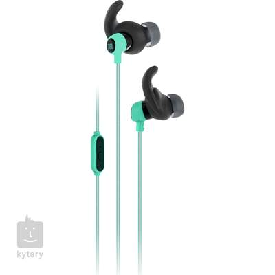JBL Reflect Mini Teal In-Ear sluchátka