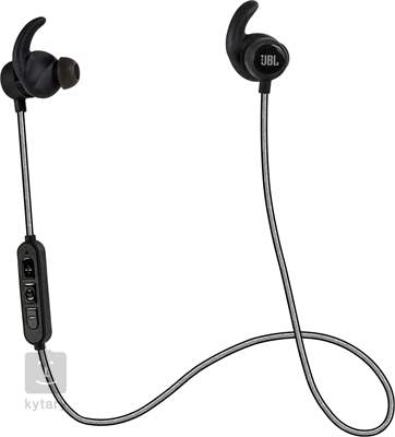 JBL Reflect Mini BT Black  Bezdrátová In-Ear sluchátka