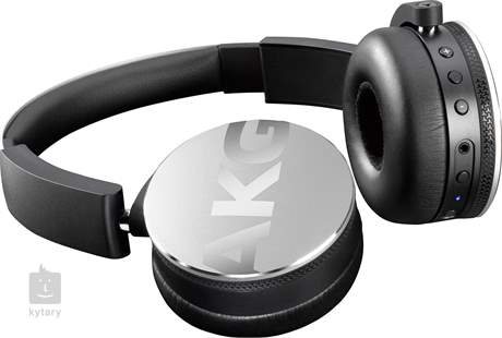 AKG Y50BT Silver Bezdrátová sluchátka