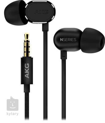 AKG N20U Black In-Ear sluchátka