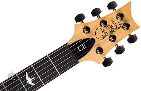 PRS CE24 Satin Faded BLK/PUR Limited Edition Elektrická kytara