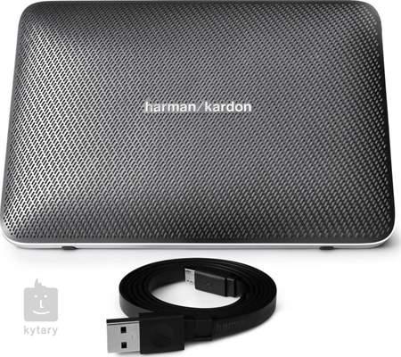 HARMAN/KARDON Esquire 2 Gray Bezdrátový přenosný reproduktor