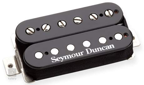 SEYMOUR DUNCAN SH-6N BLK Snímač pro elektrickou kytaru