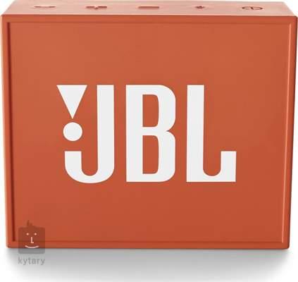 JBL GO Orange Bezdrátový přenosný reproduktor