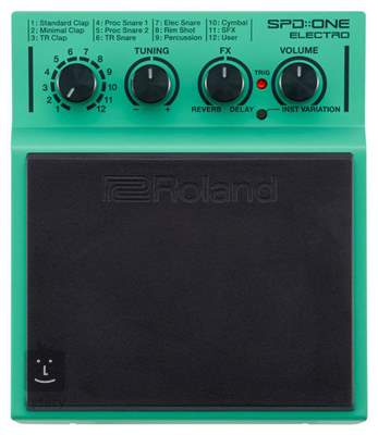 ROLAND SPD::ONE Electro Sample pad
