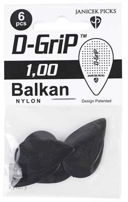 D-GRIP Balkan 1.00 6 pack Trsátka