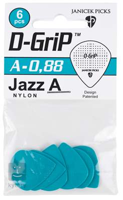 D-GRIP Jazz A 0.88 6 pack Trsátka