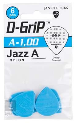 D-GRIP Jazz A 1.00 6 pack Trsátka