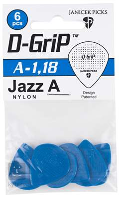 D-GRIP Jazz A 1.18 6 pack Trsátka