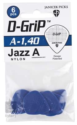 D-GRIP Jazz A 1.40 6 pack Trsátka