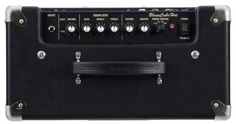 ROLAND Blues Cube Hot British EL84 Modified Kytarové tranzistorové kombo