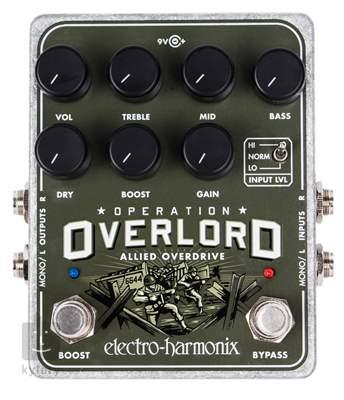 ELECTRO HARMONIX Overlord Kytarový efekt