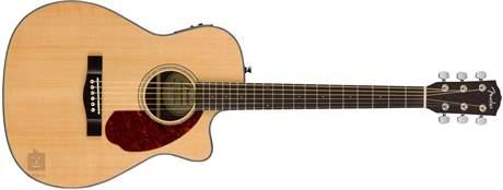 FENDER CC-140SCE NAT WC Elektroakustická kytara