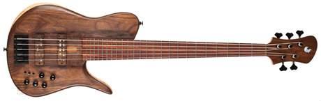 VLČEK BASSES Knight 5 - HB Elektrická baskytara