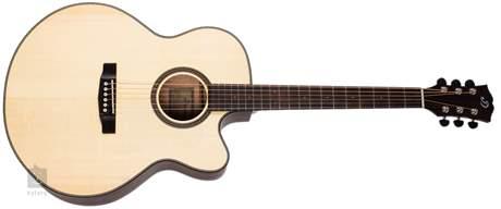 DOWINA Rustica JCE-S Elektroakustická kytara