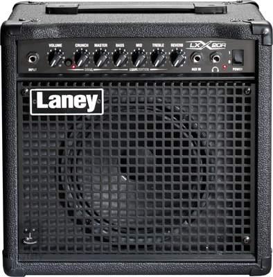 LANEY LX20R Black Kytarové tranzistorové kombo