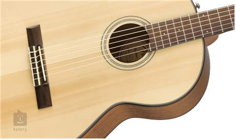 FENDER CN-60S NAT Klasická kytara
