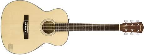 FENDER CT-60S NAT Akustická kytara