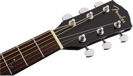 FENDER CT-60S BLK Akustická kytara