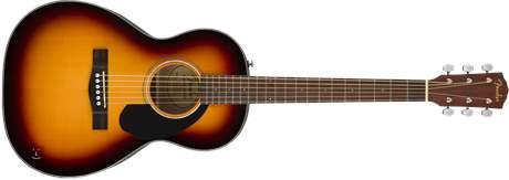 FENDER CP-60S 3TS Akustická kytara
