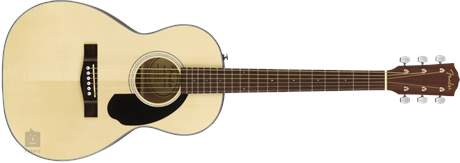 FENDER CP-60S NAT Akustická kytara