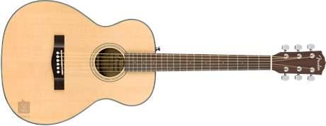 FENDER CT-140SE NAT Elektroakustická kytara