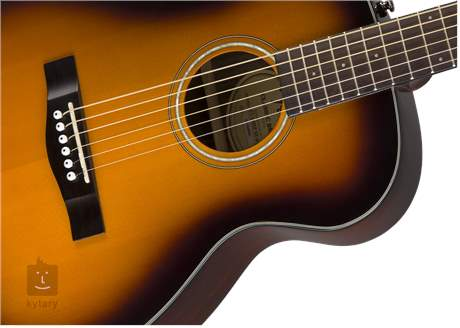 FENDER CT-140SE SB Elektroakustická kytara