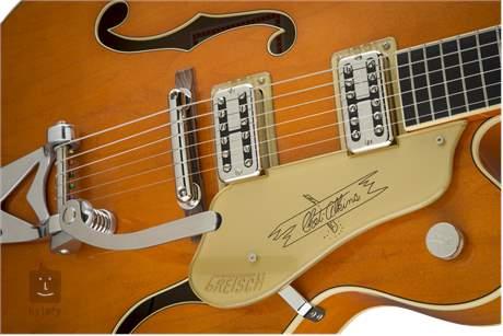 GRETSCH G6120T-59GE Golden Era Edition 1959 Chet Atkins Semiakustická kytara