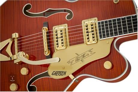 GRETSCH G6120TFM Player's Edition Nashville Semiakustická kytara