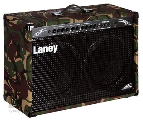 LANEY LX120R Twin CAMO Kytarové tranzistorové kombo