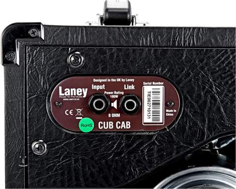 LANEY CUB-CAB Kytarový reprobox
