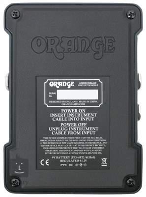 ORANGE Amp Detonator Kytarový efekt