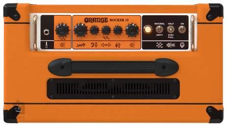 ORANGE Rocker 15 Kytarové lampové kombo
