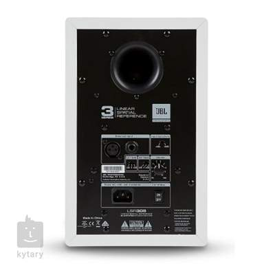JBL LSR305-WH Aktivní studiový monitor