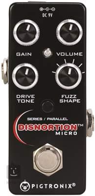 PIGTRONIX Disnortion Micro Kytarový efekt