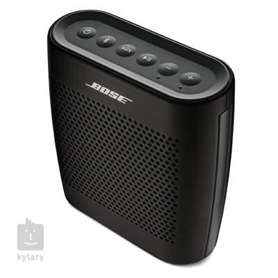 BOSE SoundLink Color BT Speaker II Soft black Bezdrátový přenosný reproduktor