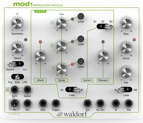 WALDORF MOD1 Eurorack modul