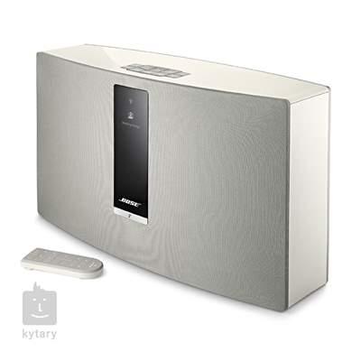 BOSE SoundTouch 30 III wireless system White                                                                                         Domácí ozvučení