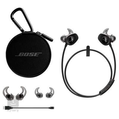 BOSE SoundSport Wireless Black In-Ear sluchátka