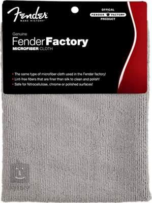 FENDER Factory Microfiber Cloth Kytarová kosmetika